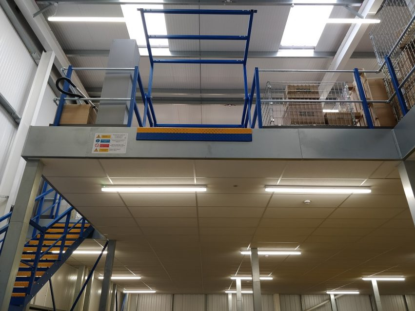 Double-Check This When Buying a Used Mezzanine Floor