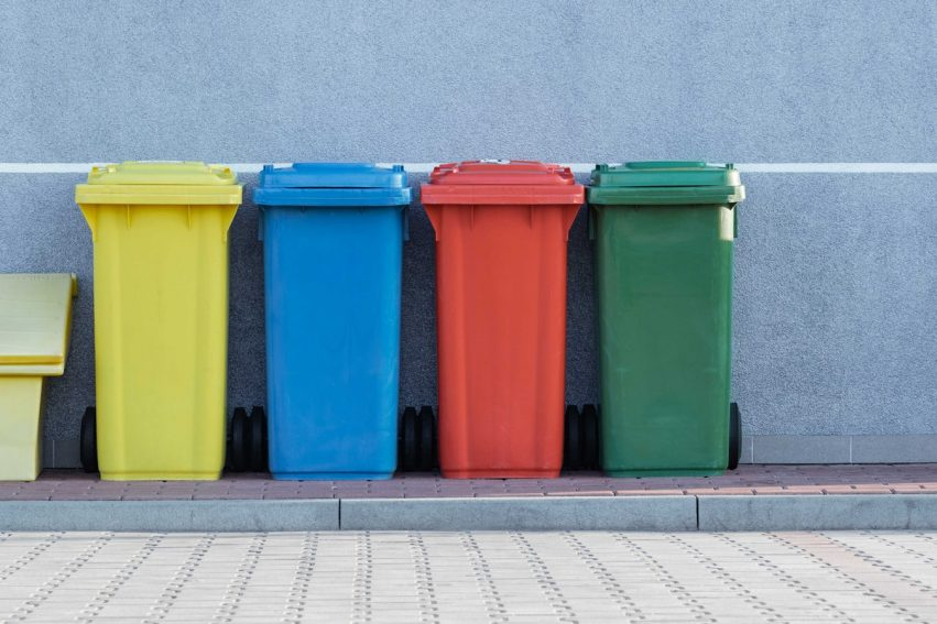 4 Bin Tippers You Need for Industrial Waste Removal