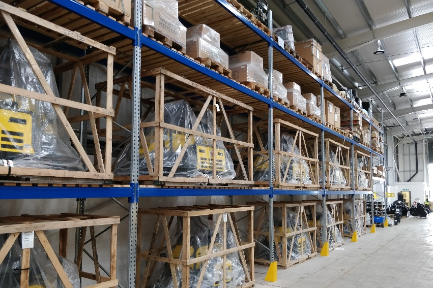 8 Point Checklist for New Warehouse Racking
