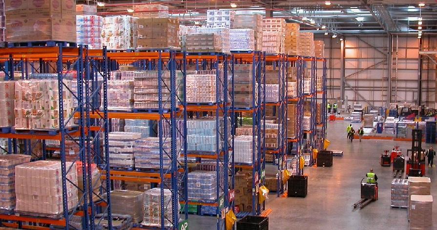 maximise warehouse racking