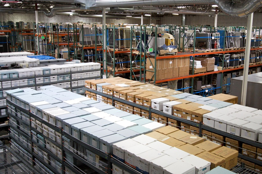 3 Cost-Effective Ways to Maximise Warehouse Space