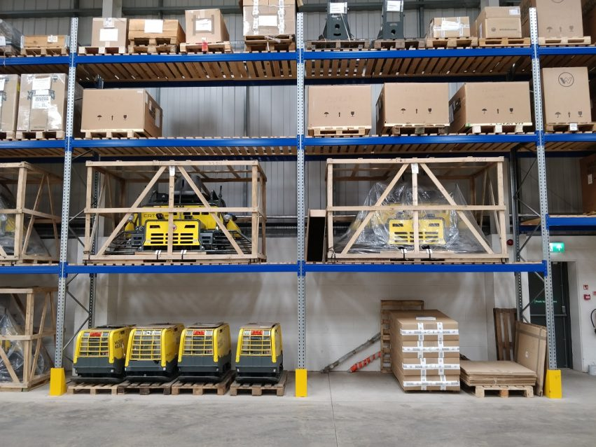 Read This Before Buying Used Racking