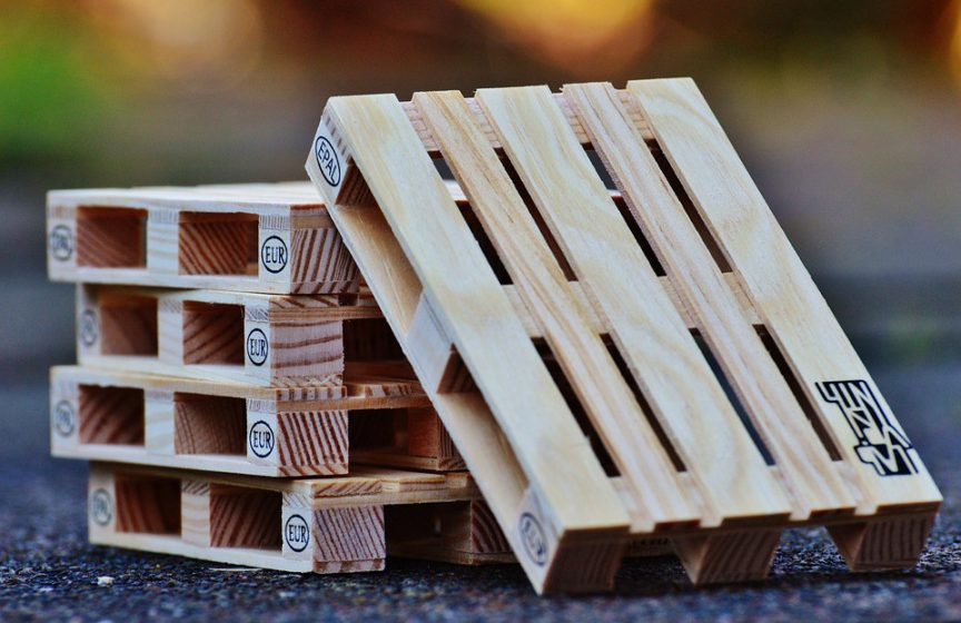 timber pallets