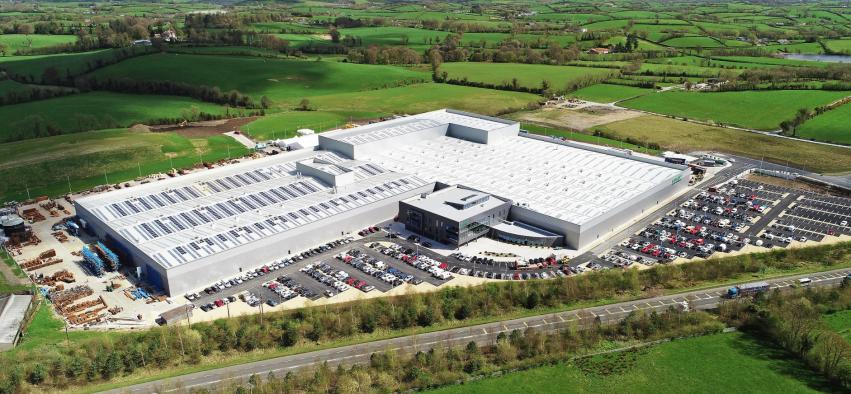 Combilift new factory