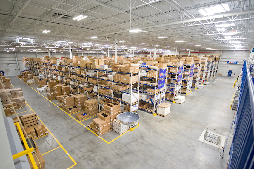 Should you repair or replace pallet racking?