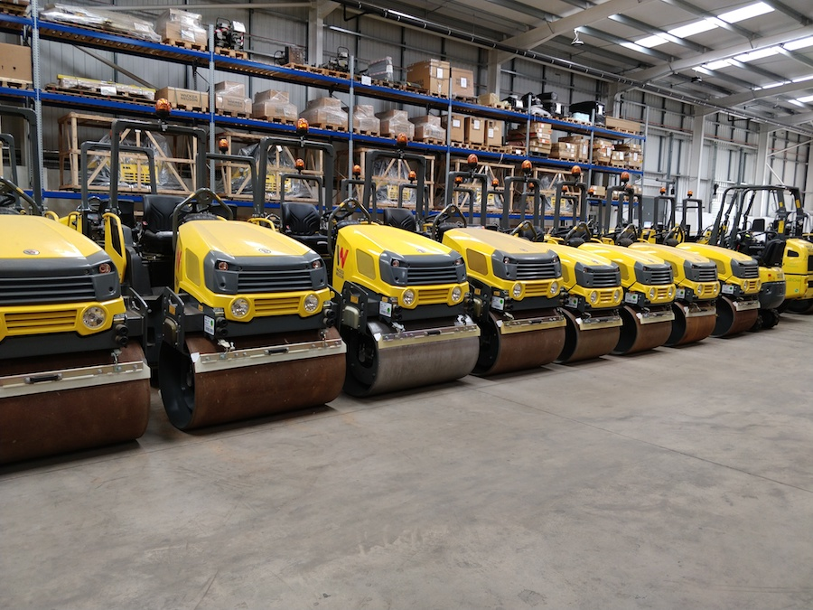 warehouse machinery
