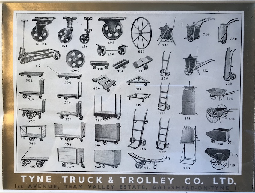 Trip Down the Memory Lane – What Did we Have Before the Pallet Truck?