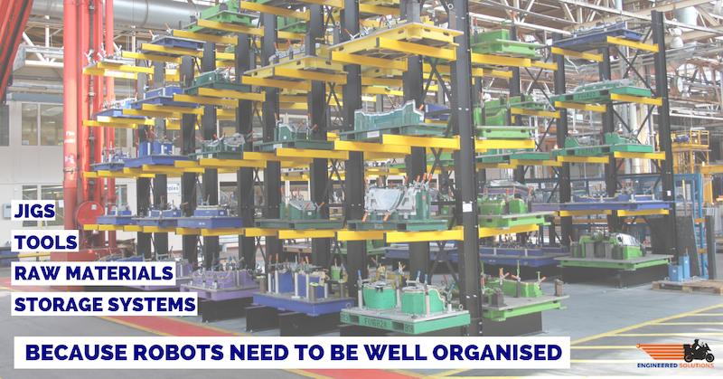 robotic organisation