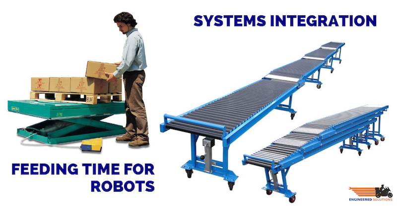 robots feeding