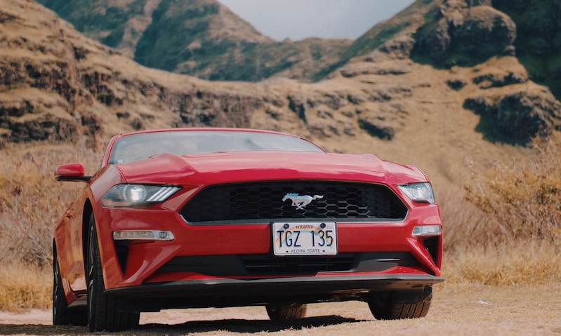 Is Mississippi the link between Ford Mustang and Mustang P-51?