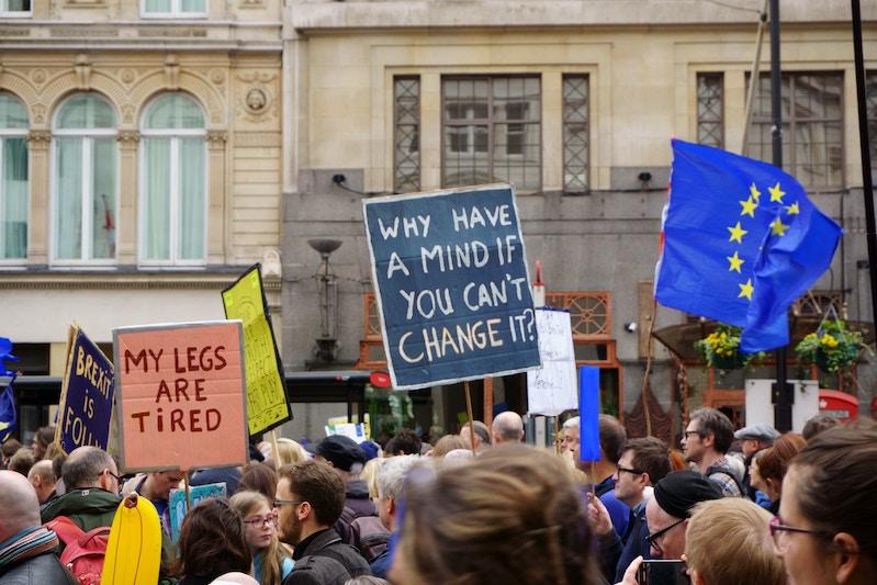 brexit economy brexit march