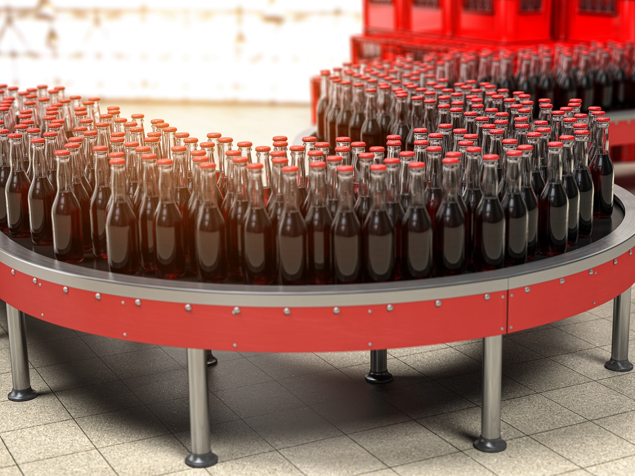 What is the Role of Material Handling within the UK Food and Drink Industry?