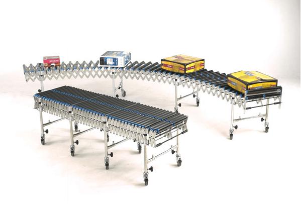 roller flexible conveyor