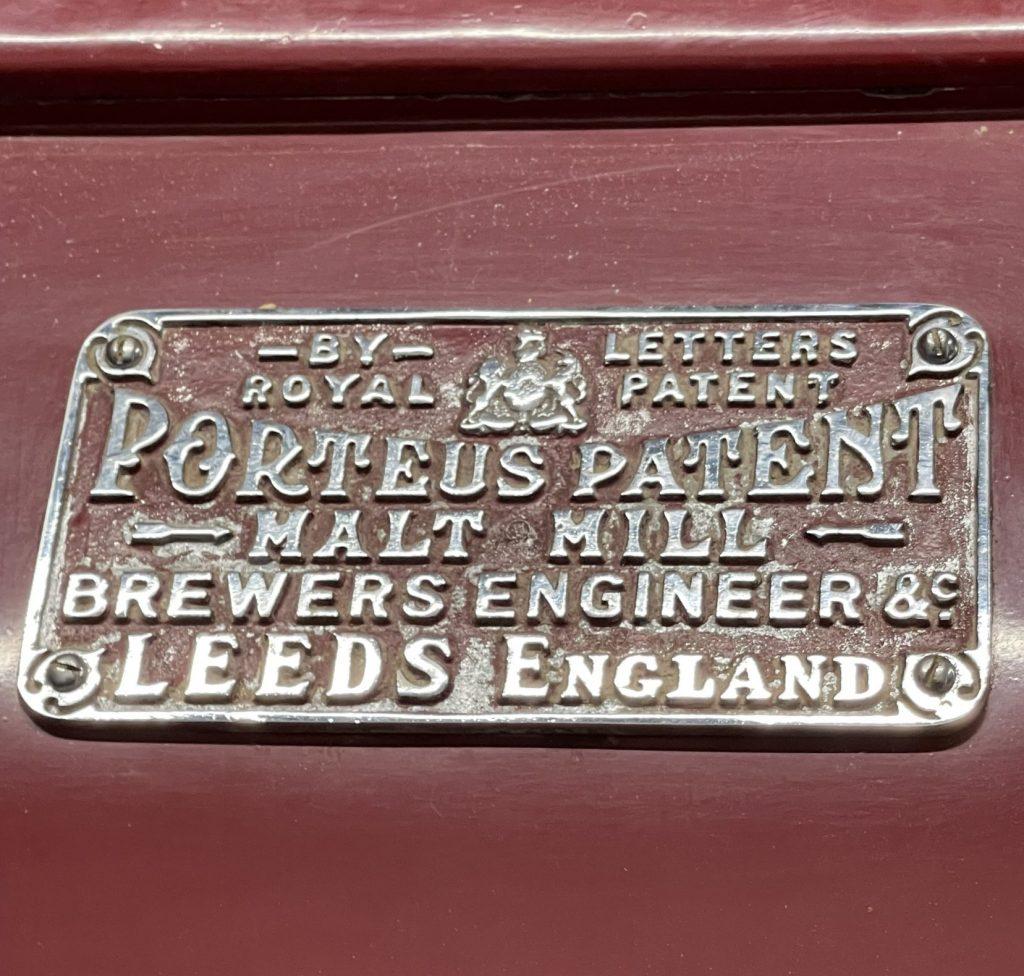 Porteus Badge