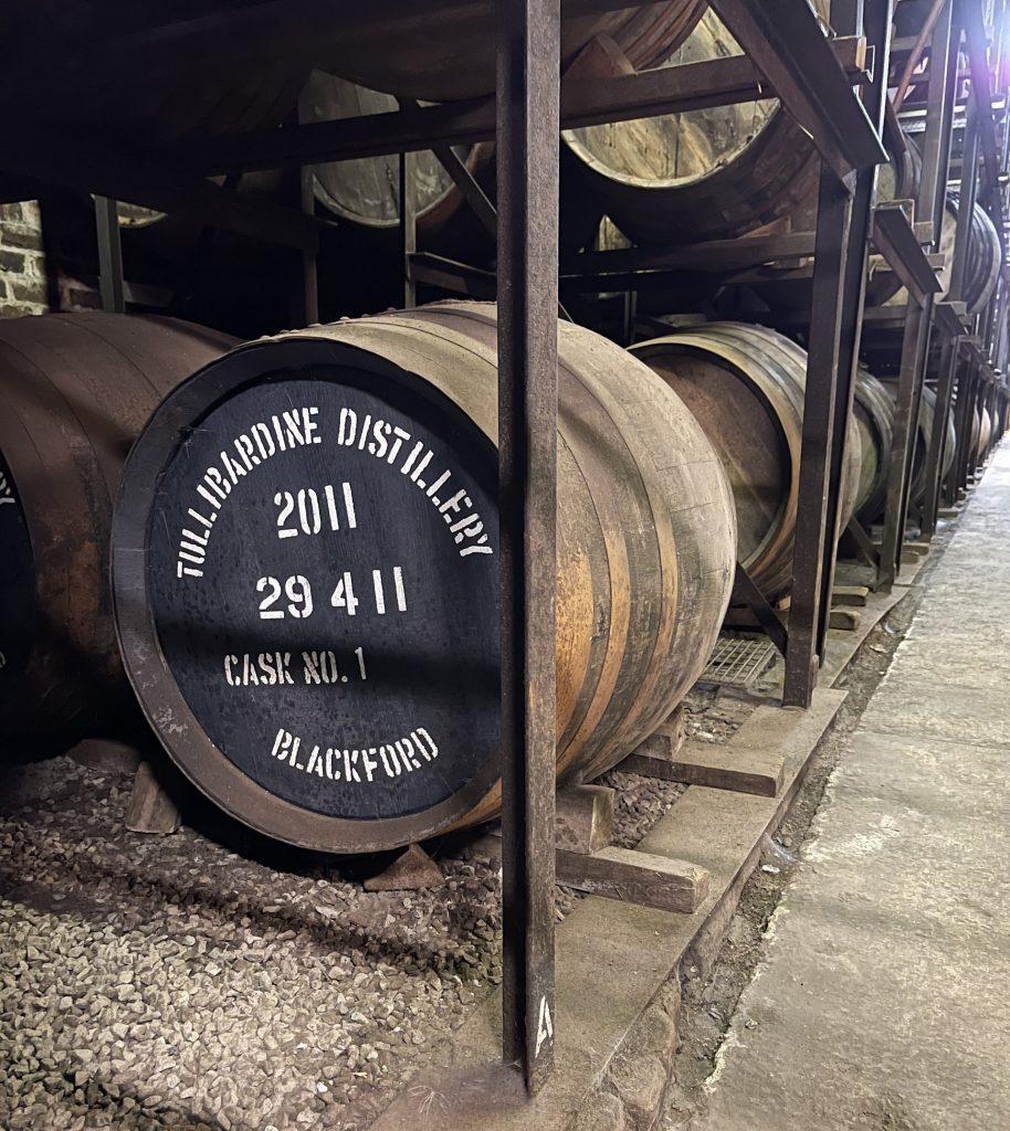 Tullibardine Barrel